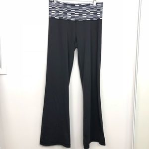 Lululemon Wide Leg Foldable Waistband Pants